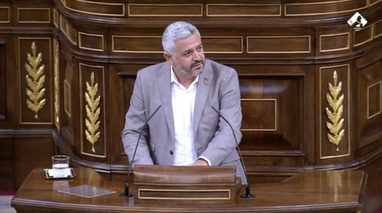 Renau (PSPV-PSOE) afirma que con el Fondo Nacional para la Sostenibilidad del Sistema Eléctrico se rebajará la factura de todos los consumidores