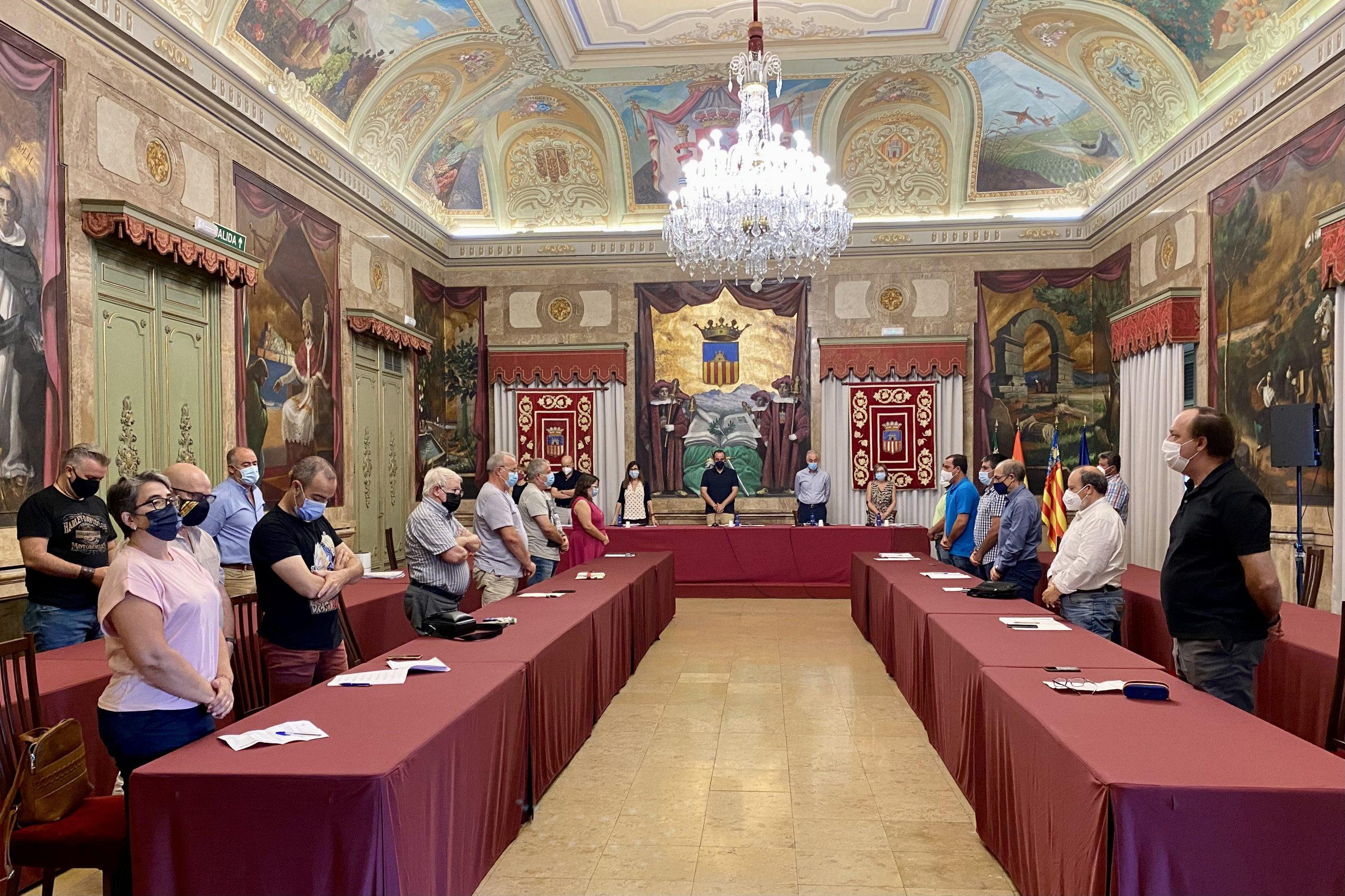 Los Bomberos de la Diputación de Castellón ampliarán en 2022 su flota con cinco nuevos todoterreno de emergencias