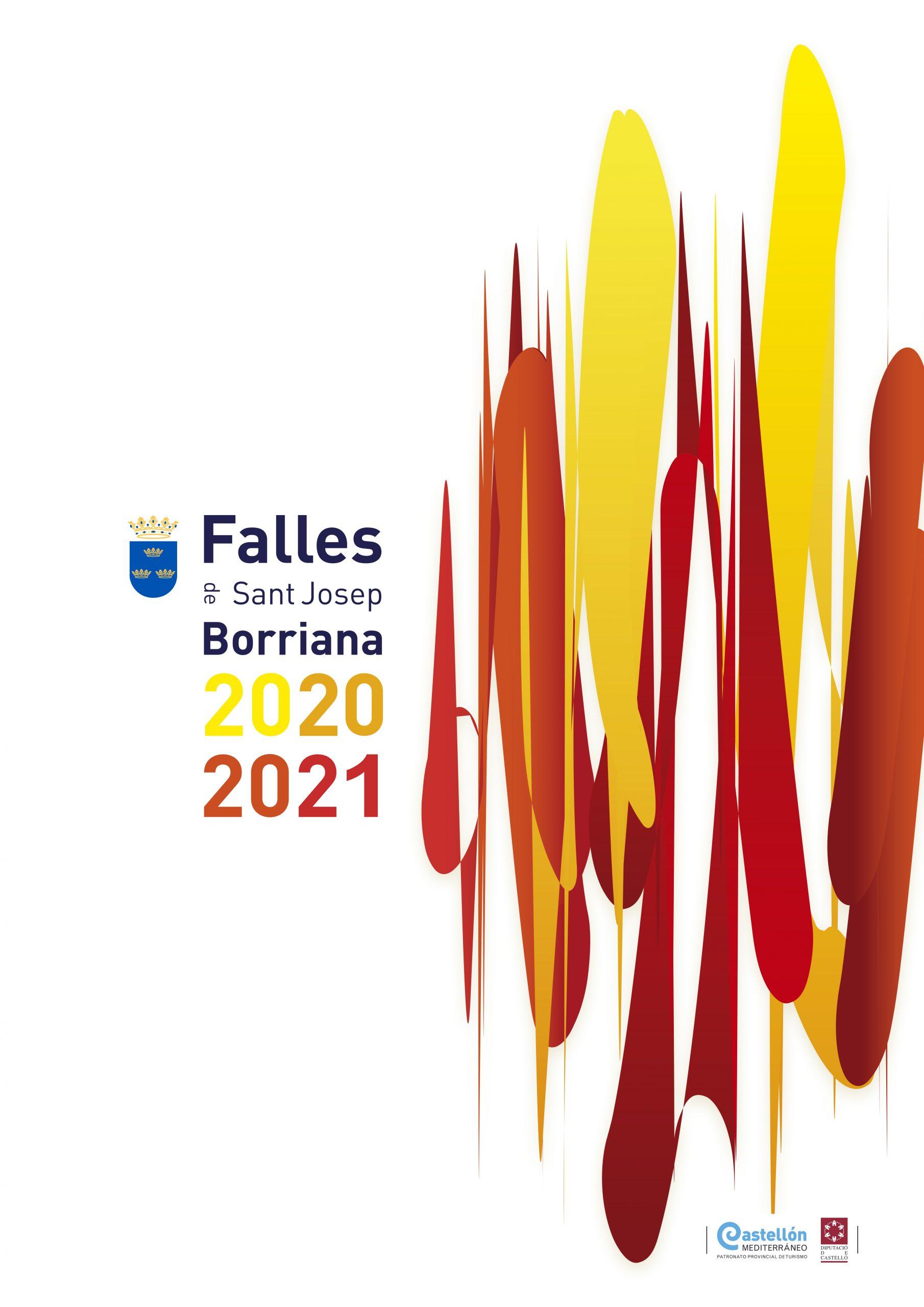 Burriana convoca el concurso del cartel anunciador de las Fallas de 2022