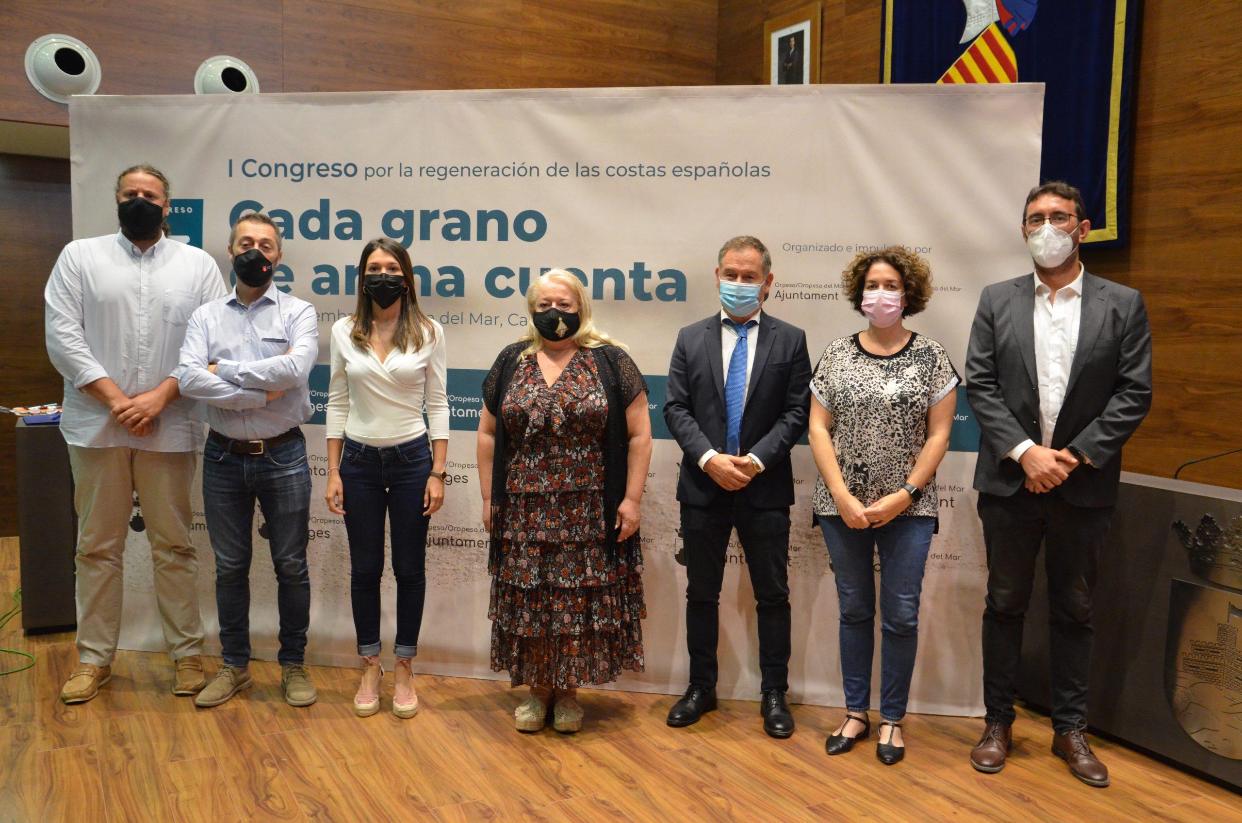 Oropesa del Mar debate sobre las alternativas para dar solución a la recuperación de la costa