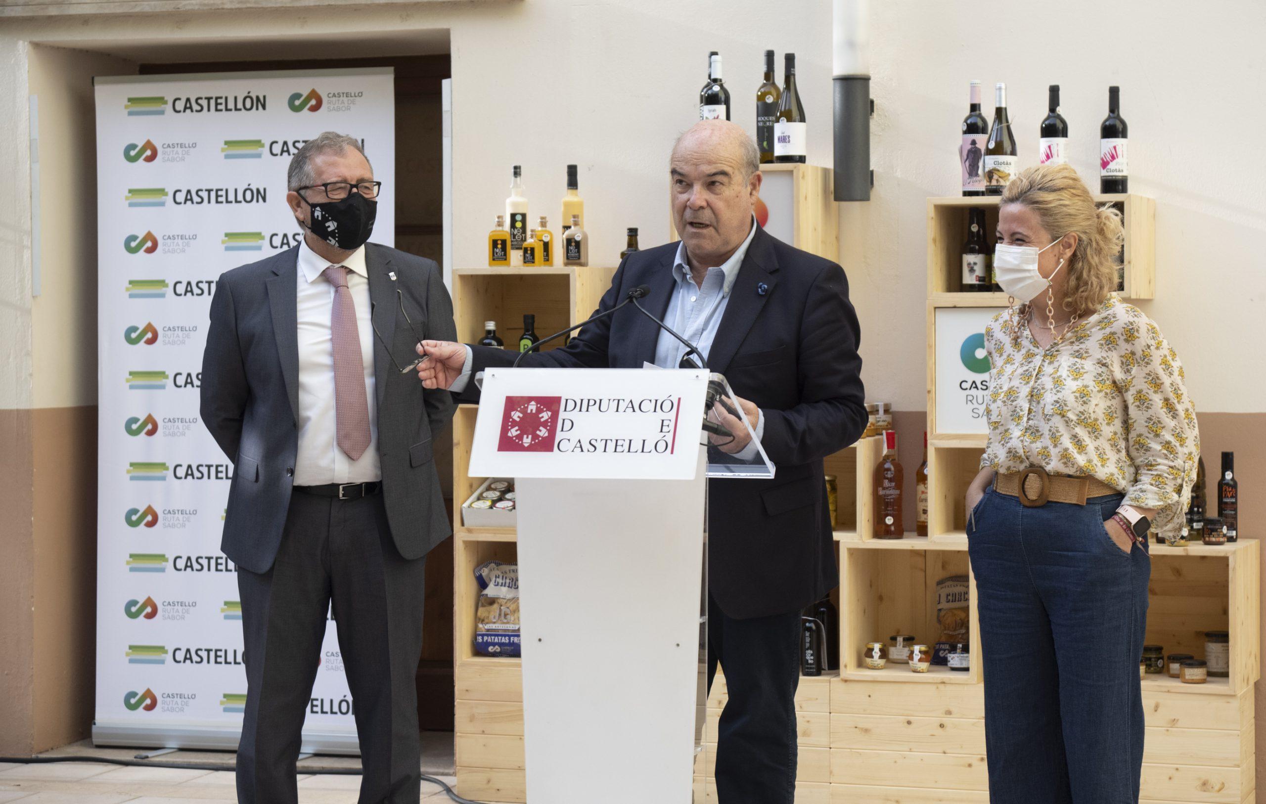 La Diputación de Castellón promocionará la provincia este otoño de la mano del actor Antonio Resines