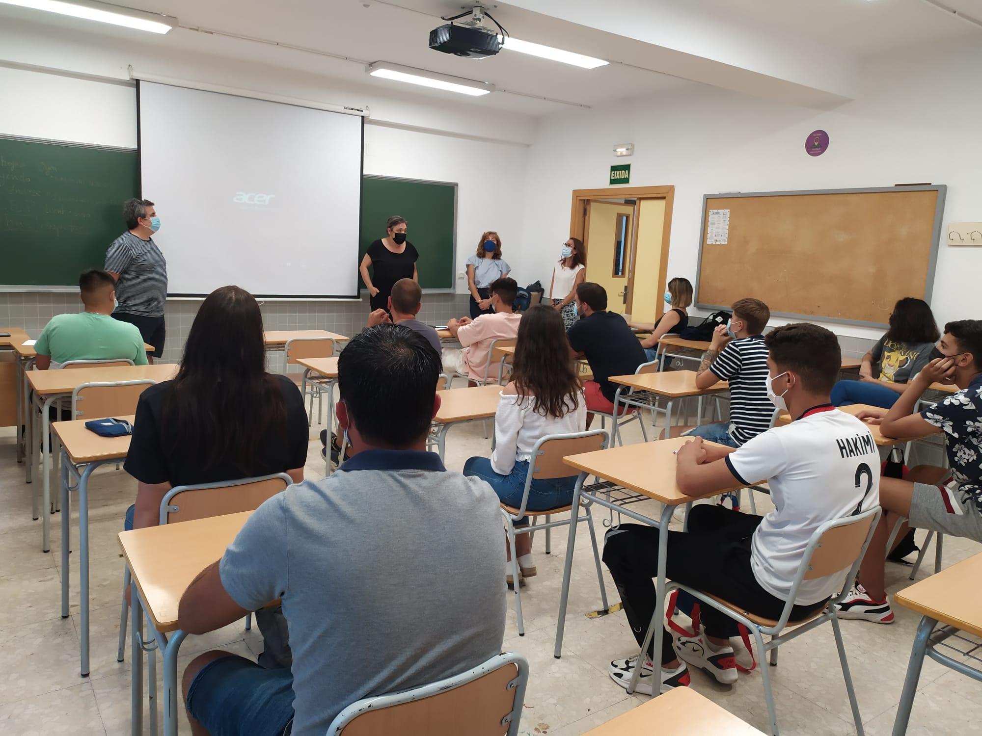 El Centro Municipal de FPA en Nules comienza el curso siendo referente en la comarca