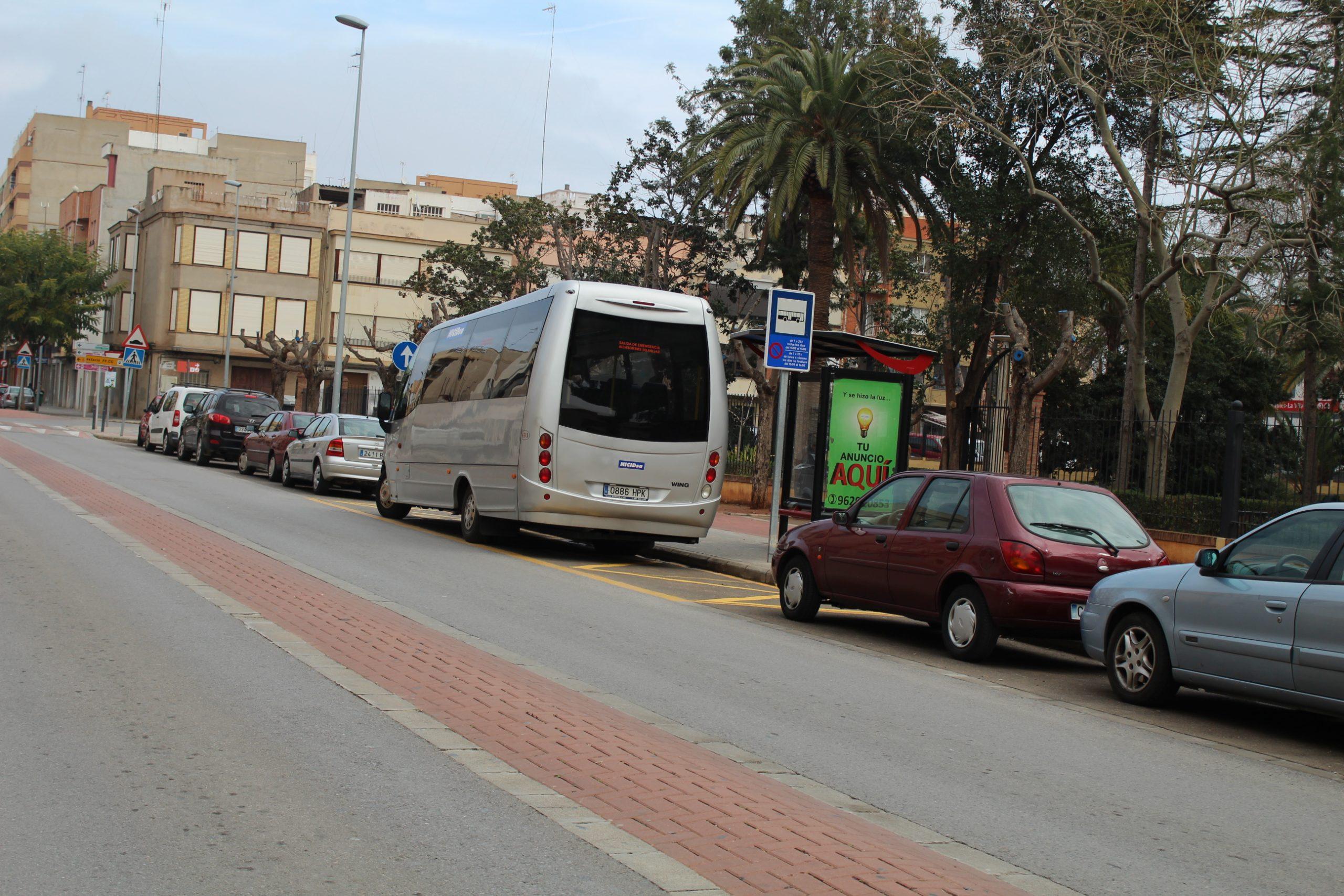 Nules conmemora el miércoles el 'Día Europea sin coche' con la gratuidad del bus urbano