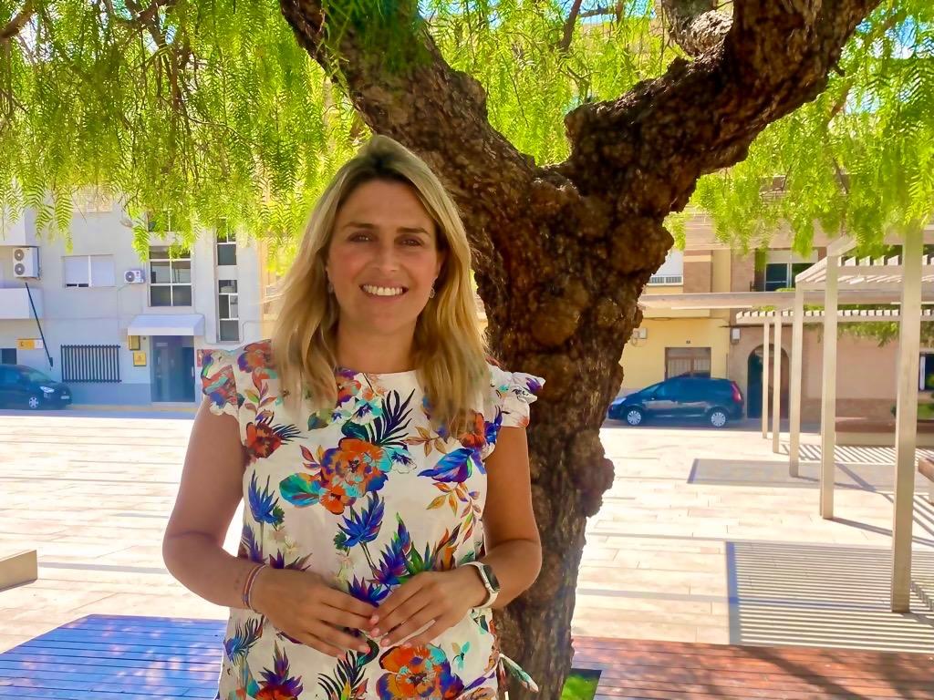 Marta Barrachina insta a poner en marcha un plan de limpieza de cauces y barrancos