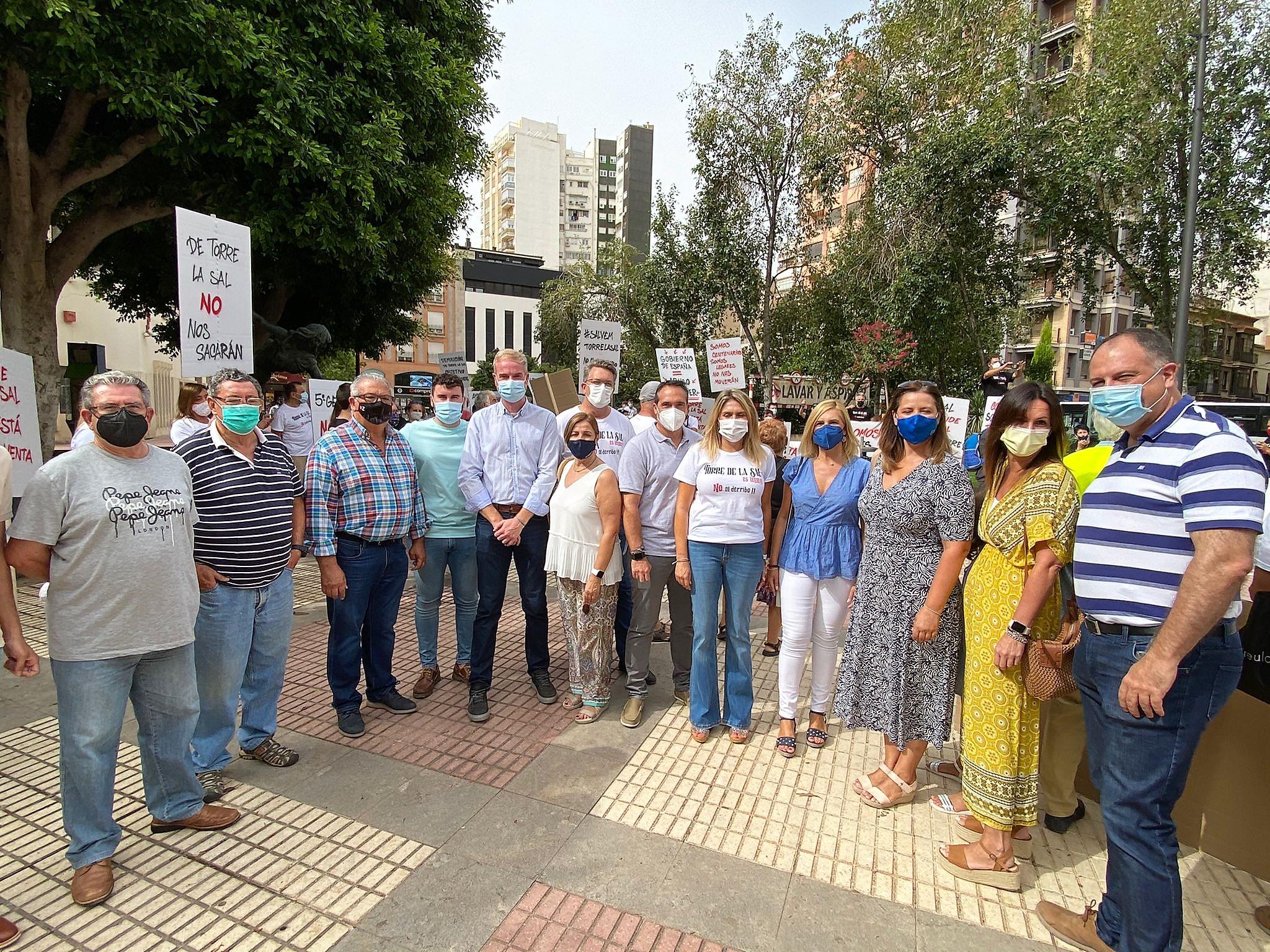 El PP pide el apoyo unánime de Diputación para la reforma de la Ley de Costas y salvar los poblados marítimos