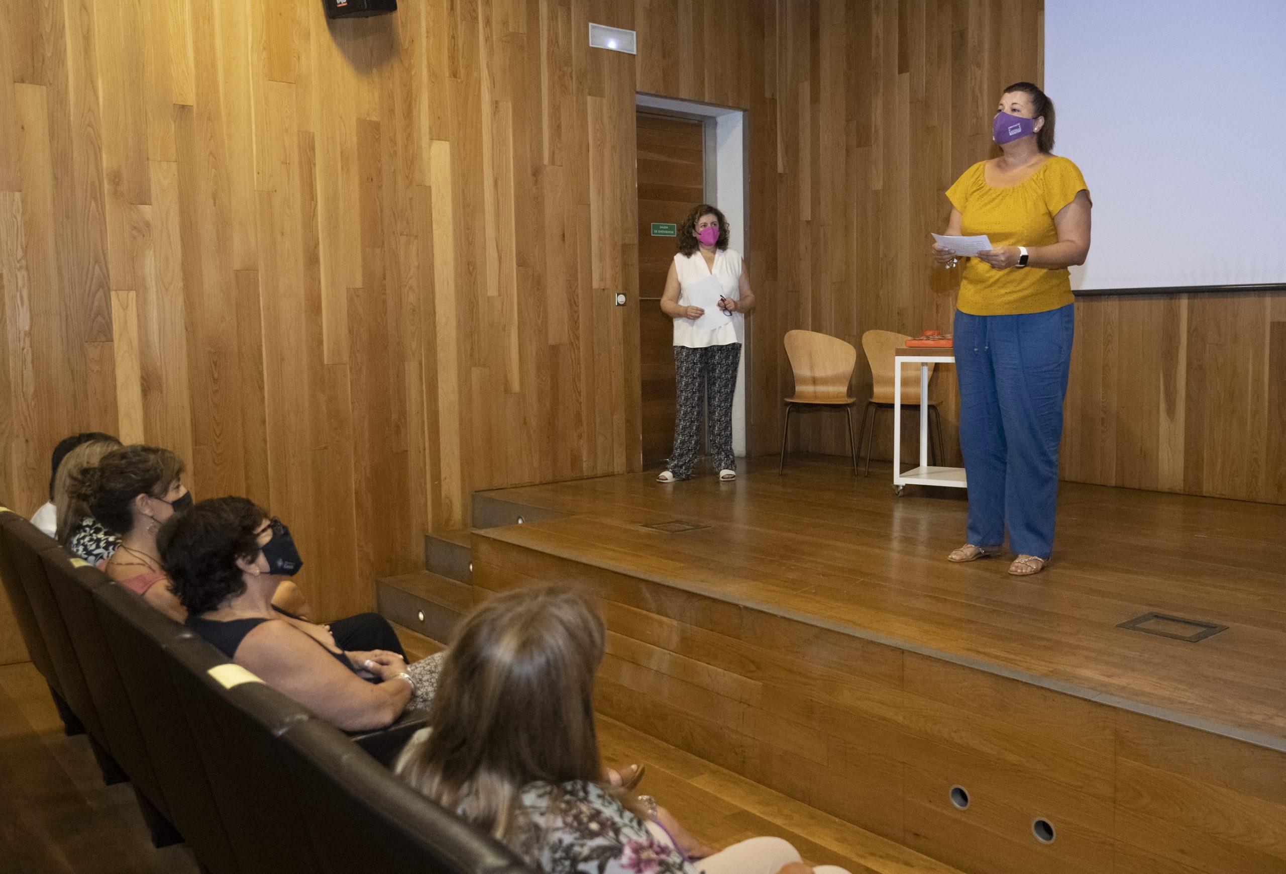 Patricia Puerta apuesta por dar visibilidad a las personas con síndrome alcohólico fetal