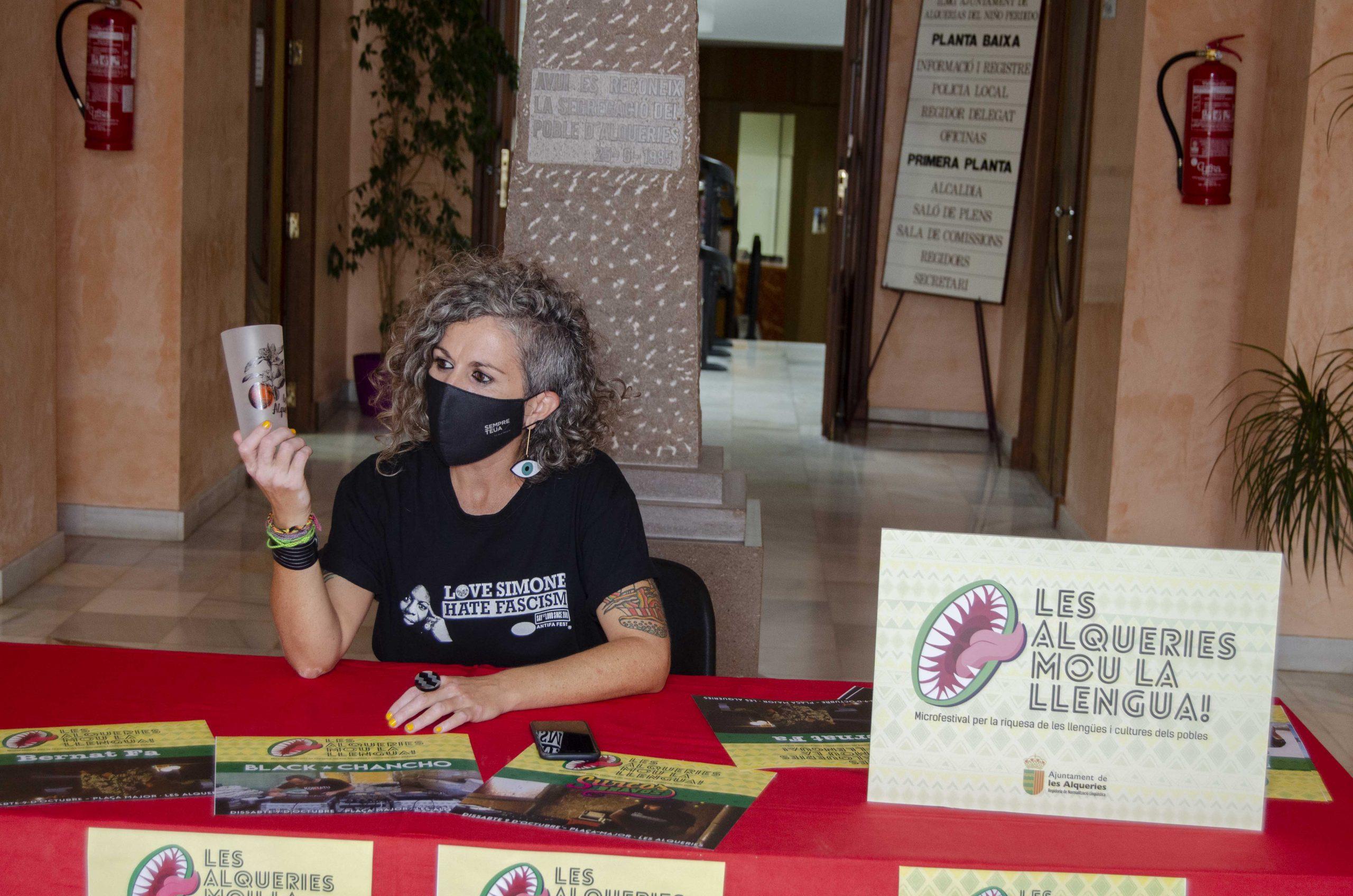 El Ayuntamiento presenta el microfestival 'Les Alqueries mou la llengua' con Tito Pontet y Blackfang