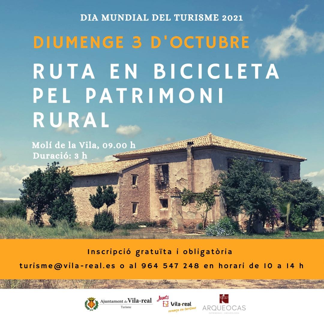 Entrevista al concejal de Turismo de Vila-real, Diego Vila