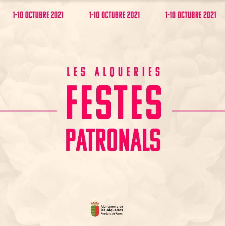 Las Fiestas Patronales de les Alqueries vuelven con actuaciones musicales y taurinas