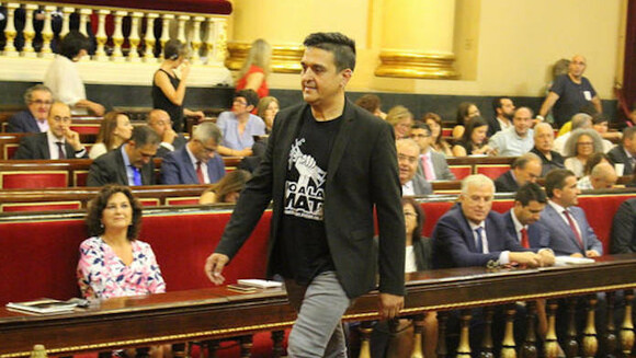 El Senado rechaza las MAT de Aragón, País Valencià y Catalunya recogiendo la petición de Compromís y Chunta