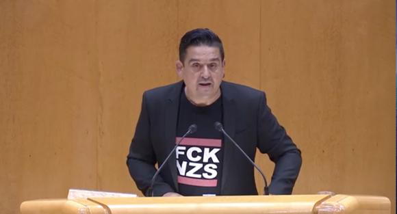 Entrevista al senador de Compromís, Carles Mulet
