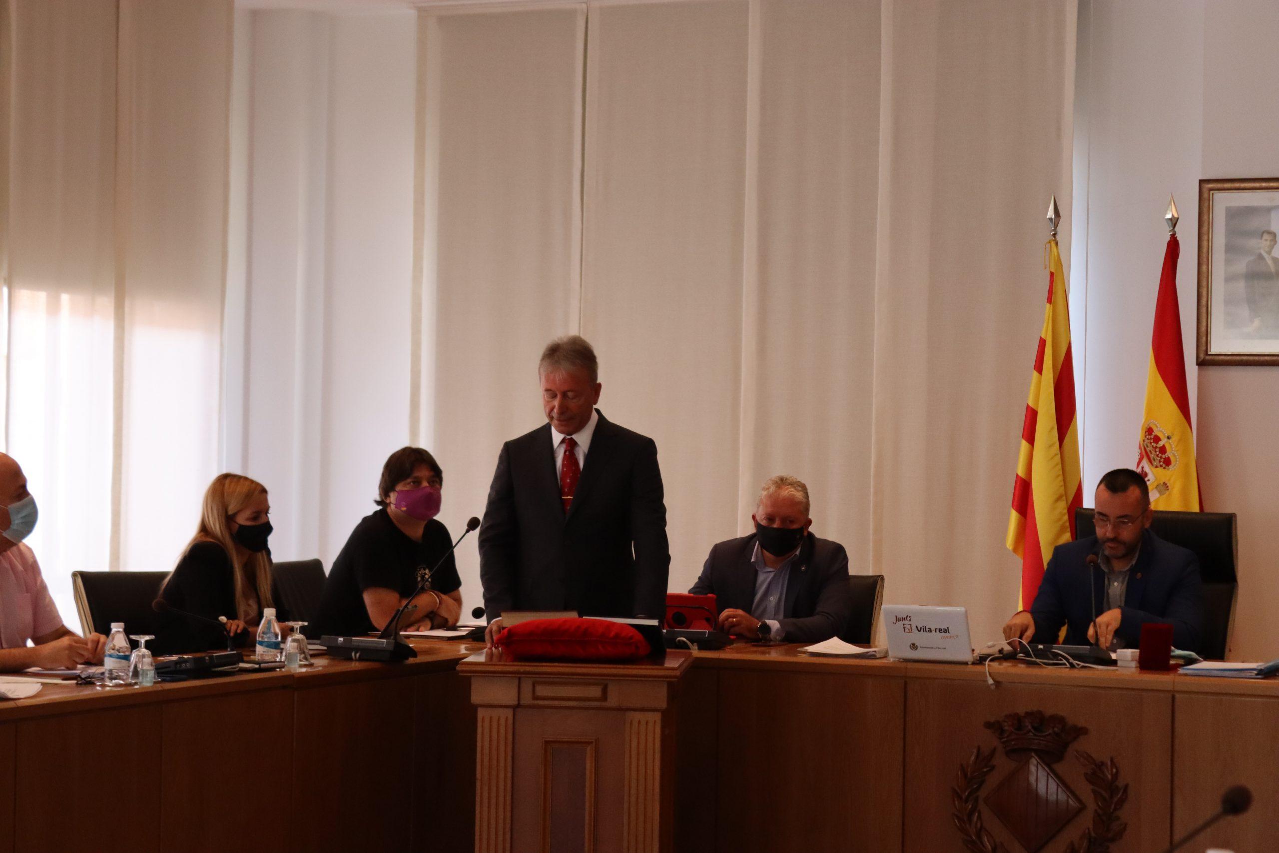El Pleno de Vila-real aprueba una propuesta en defensa del parany