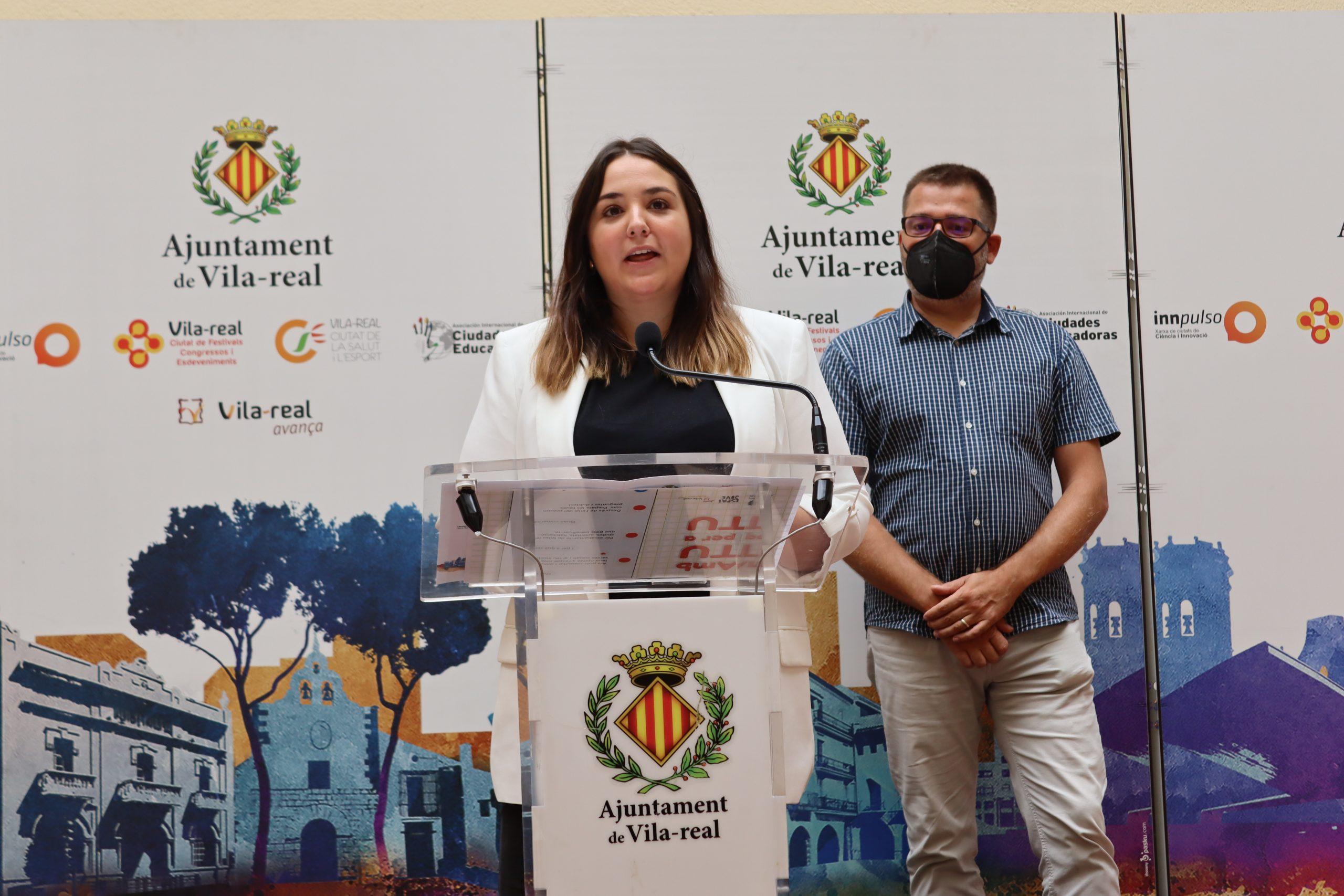 Vila-real radiografiará a los jóvenes en la etapa post pandemia para crear un nuevo Consejo Local de la Juventud