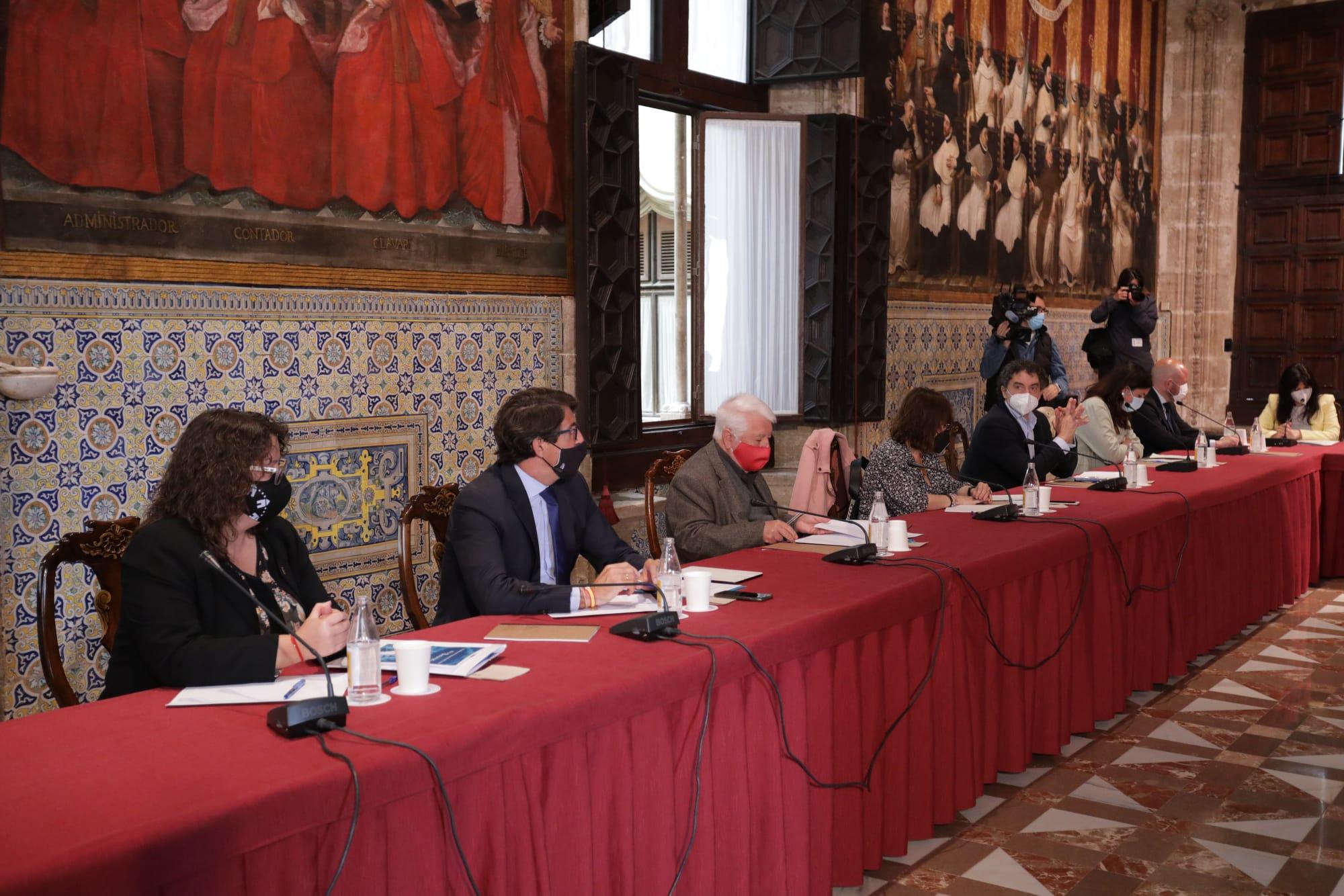 La Diputación de Castellón conmemora en Peñíscola el Año Berlanga