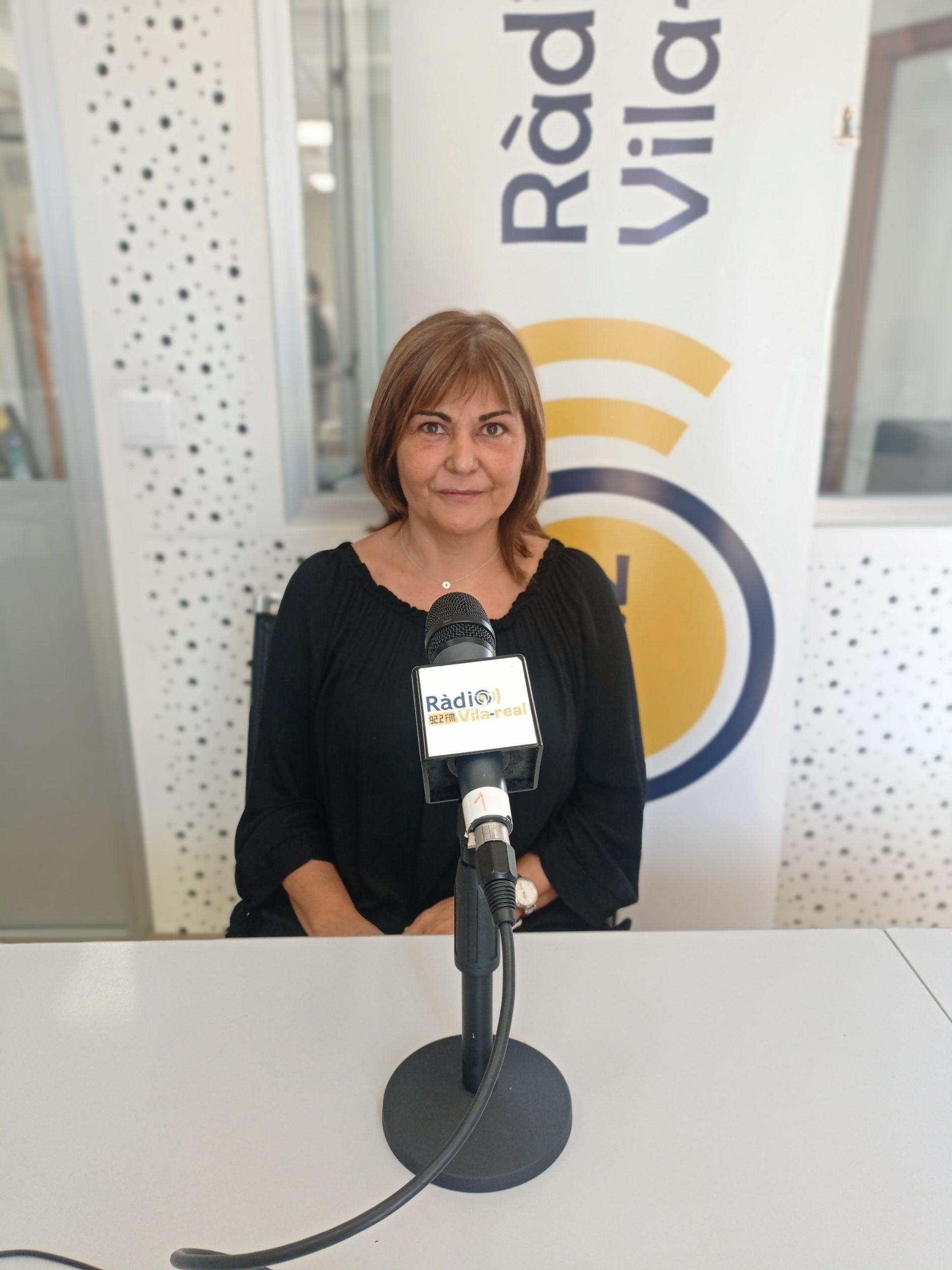 Entrevista a la coordinadora de XiCaEs de la Fundació de Caixa Rural de Vila-real, Pilar Rubert