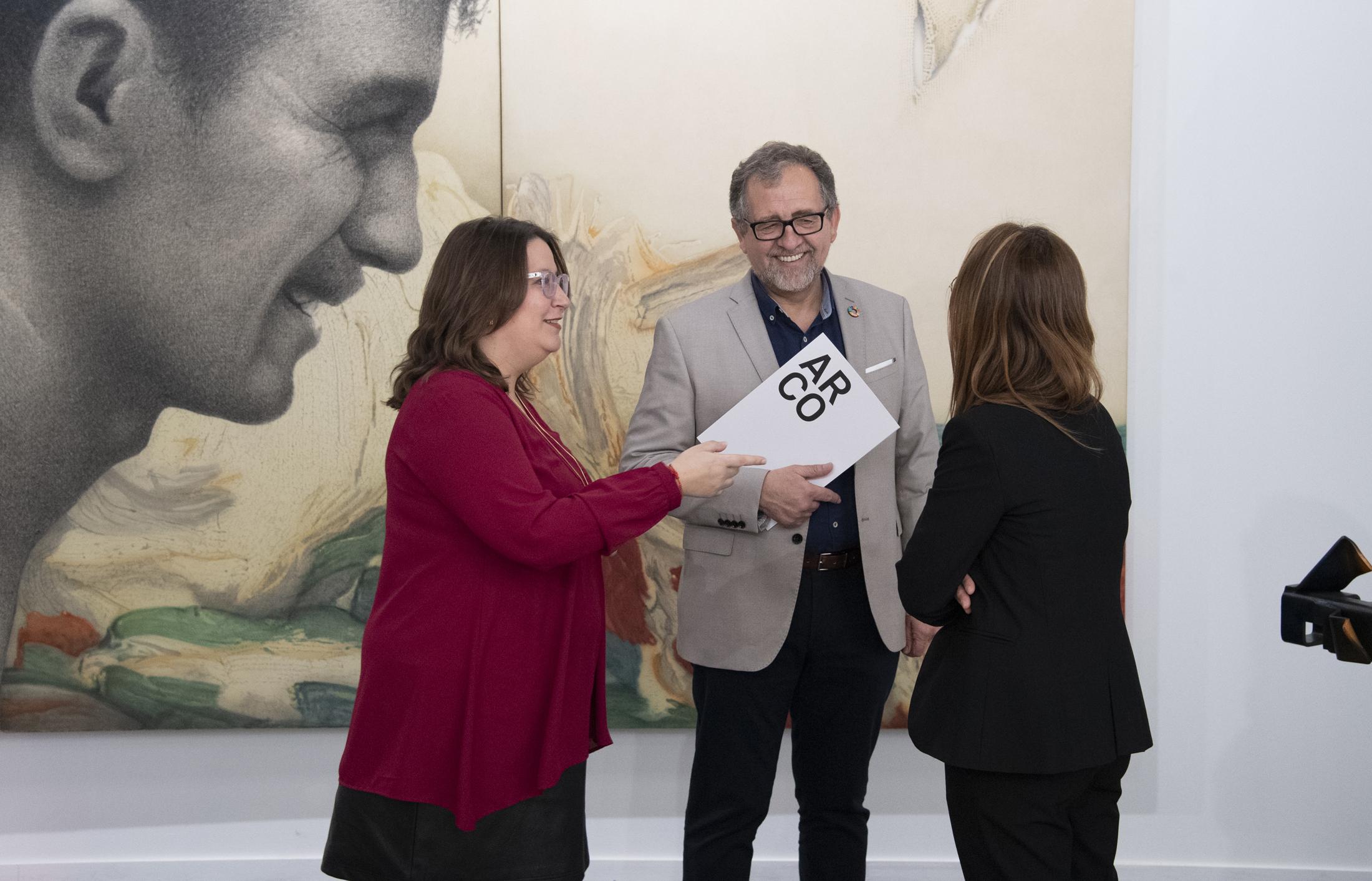 La Diputación de Castellón amplía su fondo artístico con la adquisición de ocho obras de arte contemporáneo