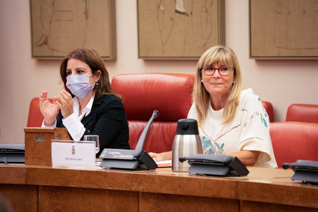 """Ros (PSPV-PSOE): """"Negar la violencia de género pone en riesgo la seguridad y la libertad de las mujeres y de sus hijas e hijos"""""""