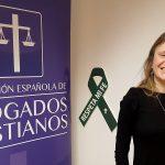 Entrevista a la presidenta de Abogados Cristianos de Castellón, Polonia Castellanos
