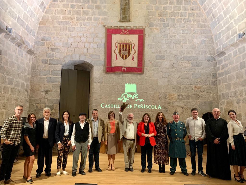 La Diputación cierra en Peñíscola la conmemoración del Año Berlanga con la recreación pirotécnica del lanzamiento del cohete 'Calabuch'