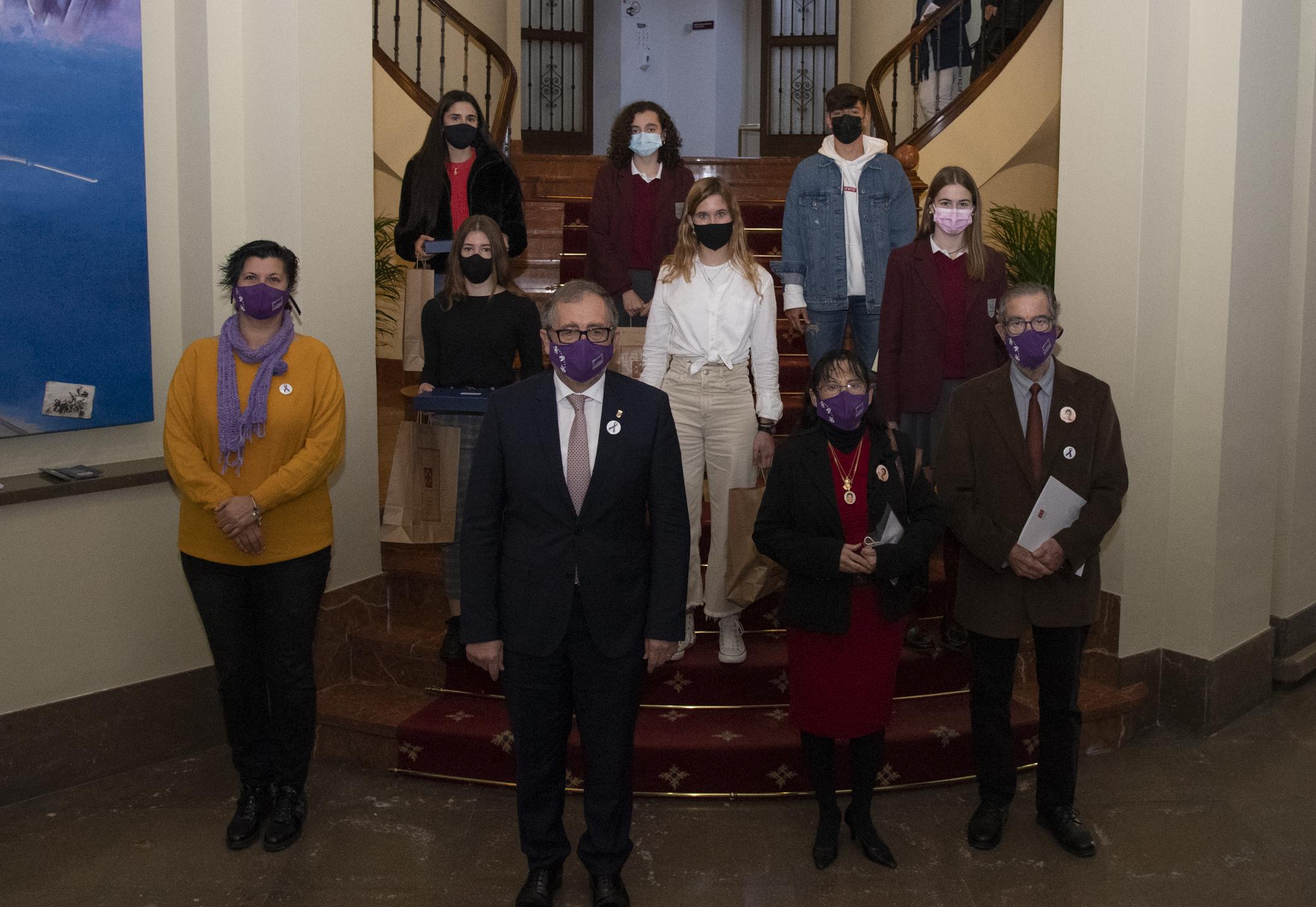 La Diputación  de Castellón invita a la juventud de la provincia a participar en el Concurso de Microrrelatos con motivo del Día Internacional contra la Violencia de Género