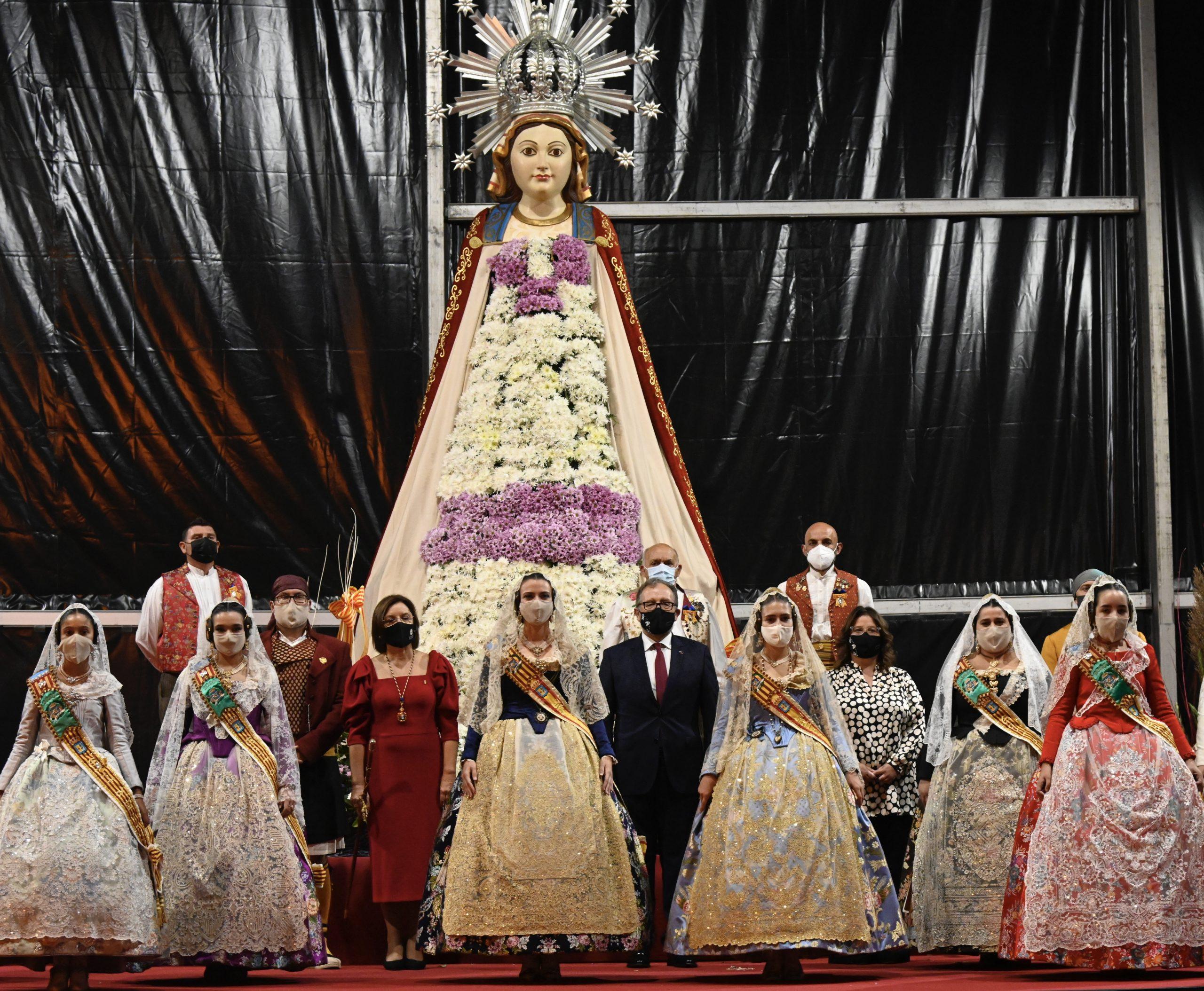 La Diputación extiende la mano al mundo fallero de Benicarló y Borriana y colabora en la reactivación de las fiestas con 55 mil euros