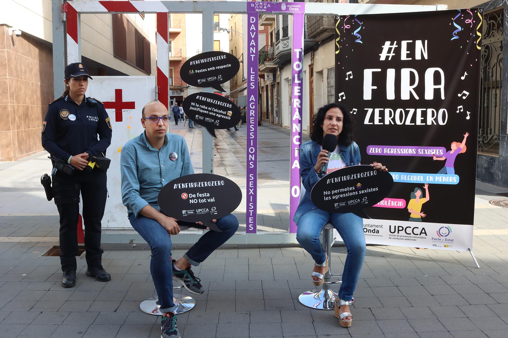 Onda presenta la campaña #EnFiraZeroZero para concienciar sobre la violencia de género y el consumo responsable