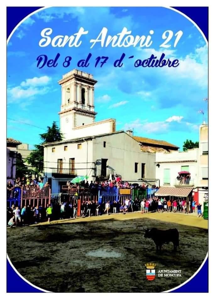 Moncofa programa una intensa agenda lúdica, festiva y religiosa con los bous al carrer como reclamo