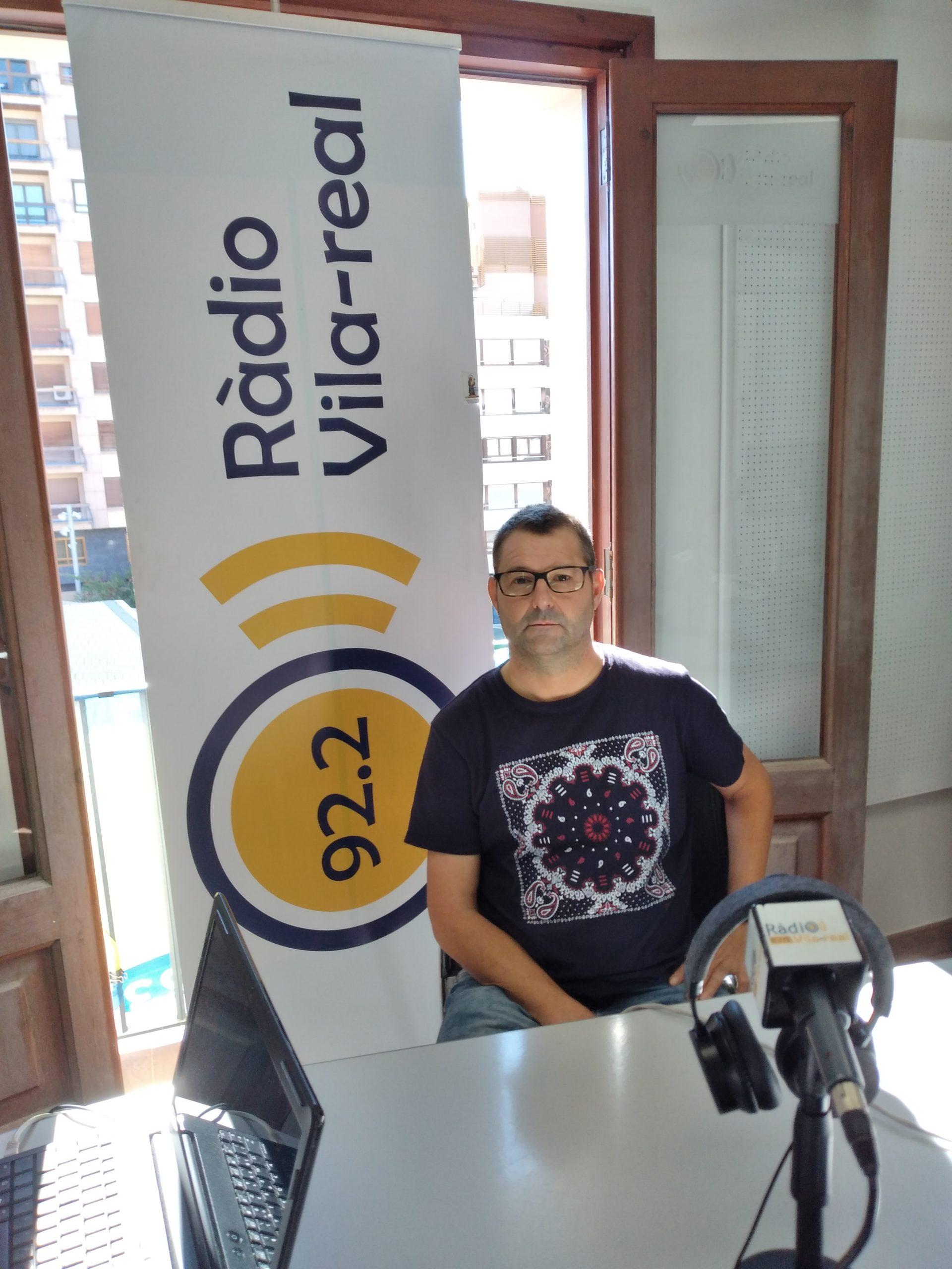 Entrevista al agricultor, Ángel Sebastiá
