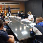 Onda coordina el dispositivo de seguridad para la Fira d'Onda 2021 con más de 400 servicios policiales