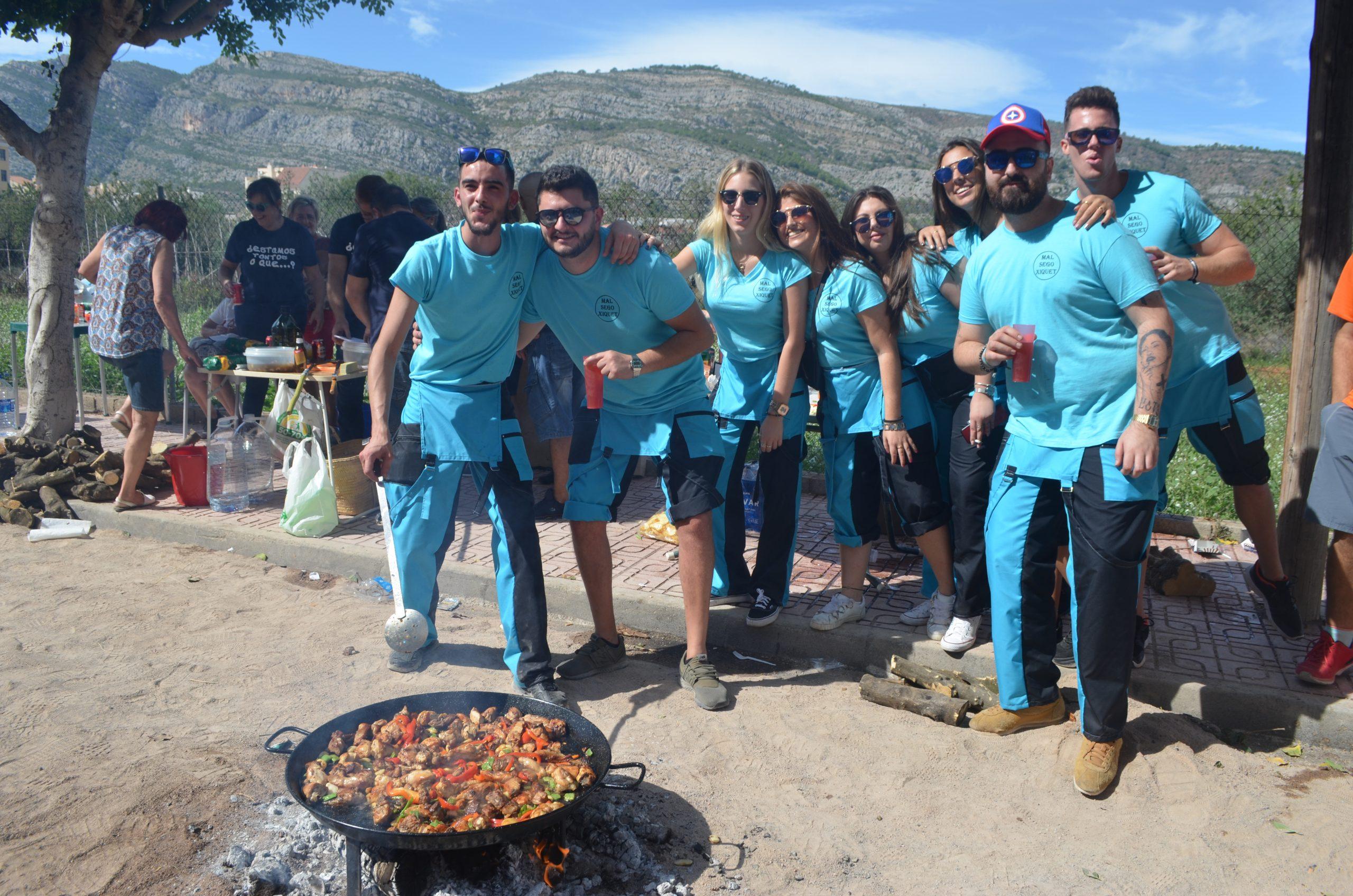 Oropesa del Mar celebra un Día de Paellas 'alternativo'