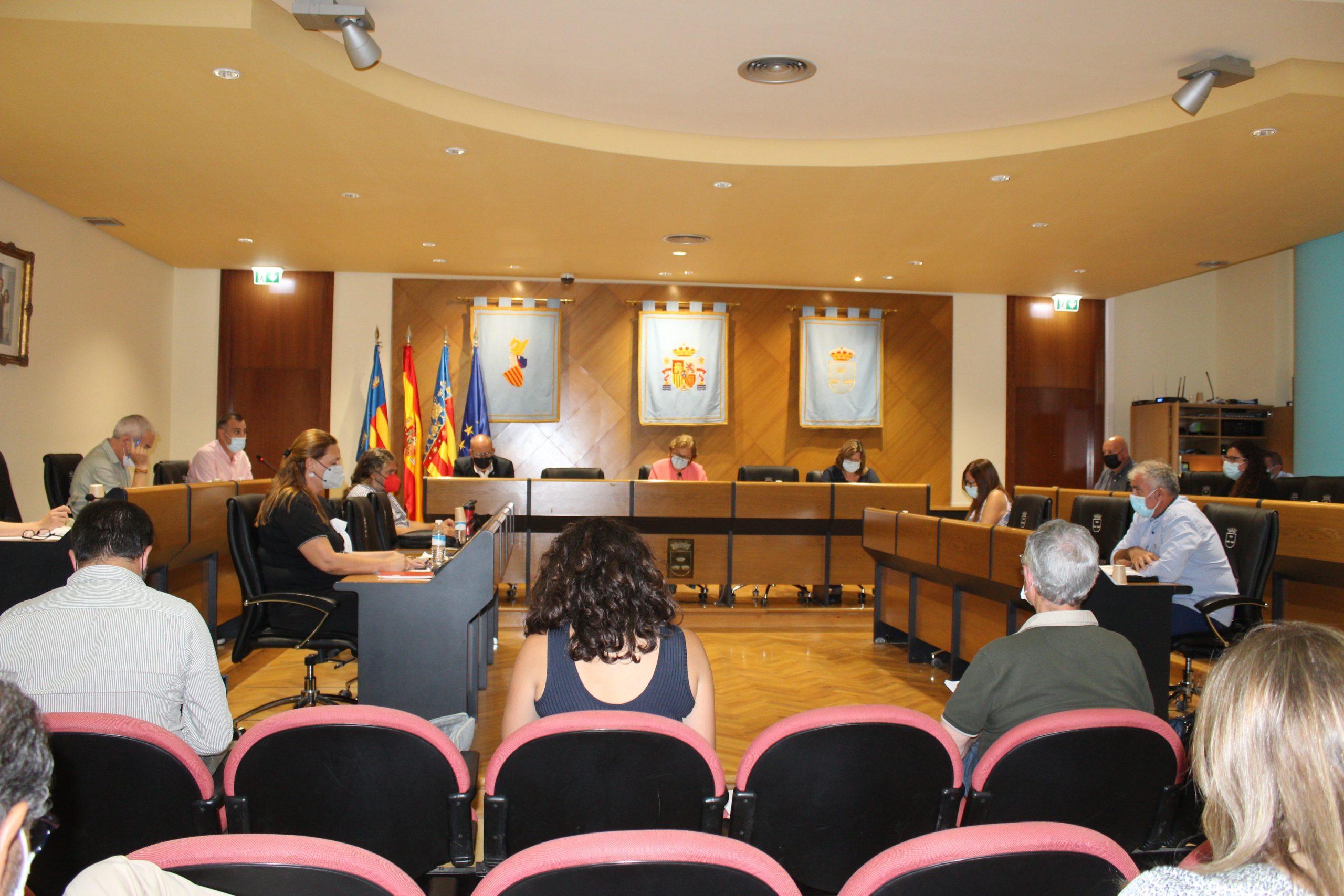 El gobierno municipal de Burriana exige a Canós que rectifique sobre un inexistente error de cálculo en el proyecto urbanístico de Sant Gregori