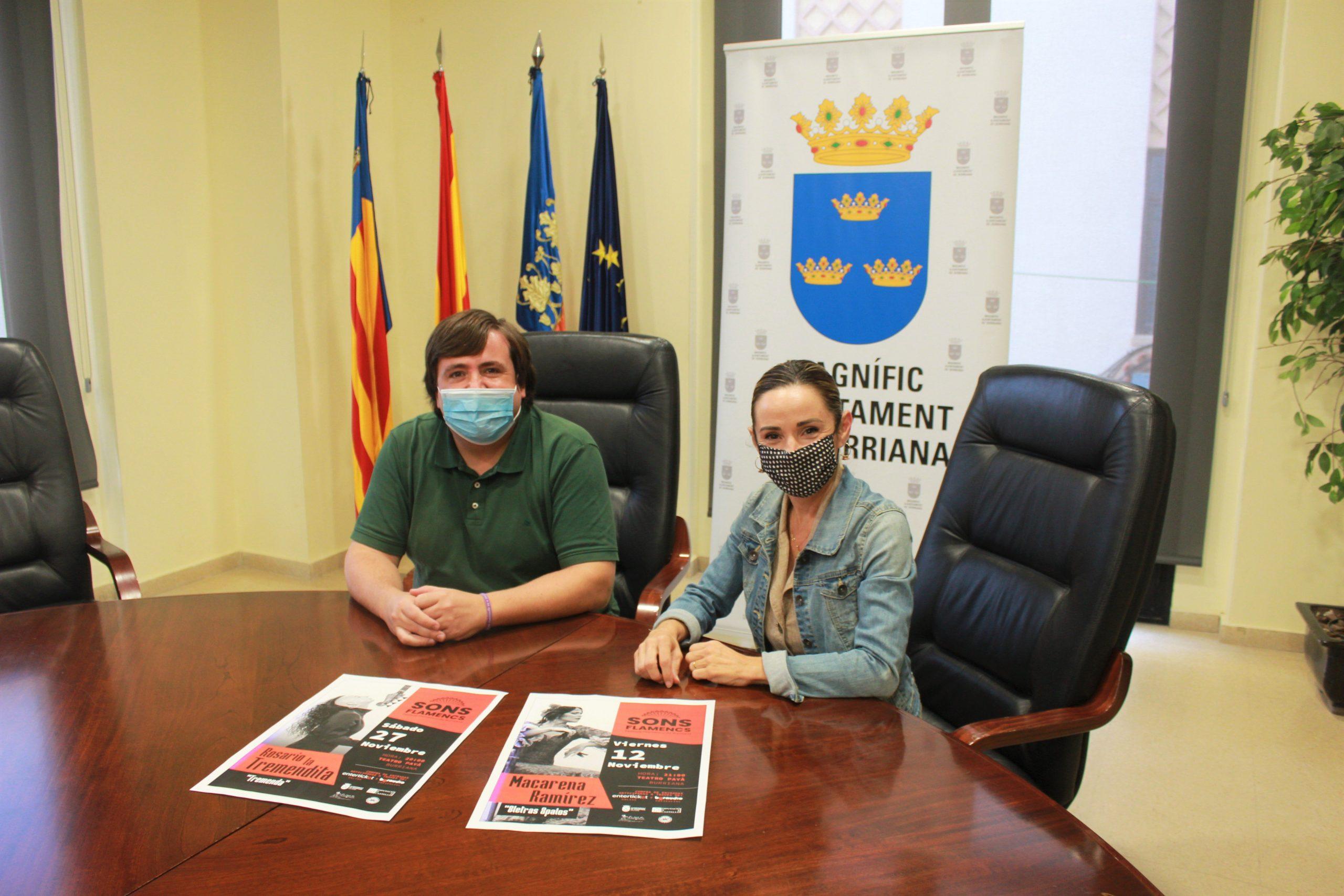 Burriana acoge la primera edición del festival 'Sons Flamencs'