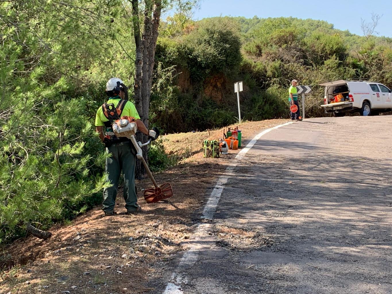 La Diputación de Castellón licitará las obras de mejora de la seguridad vial en la CV-1486 que une Cabanes y Oropesa