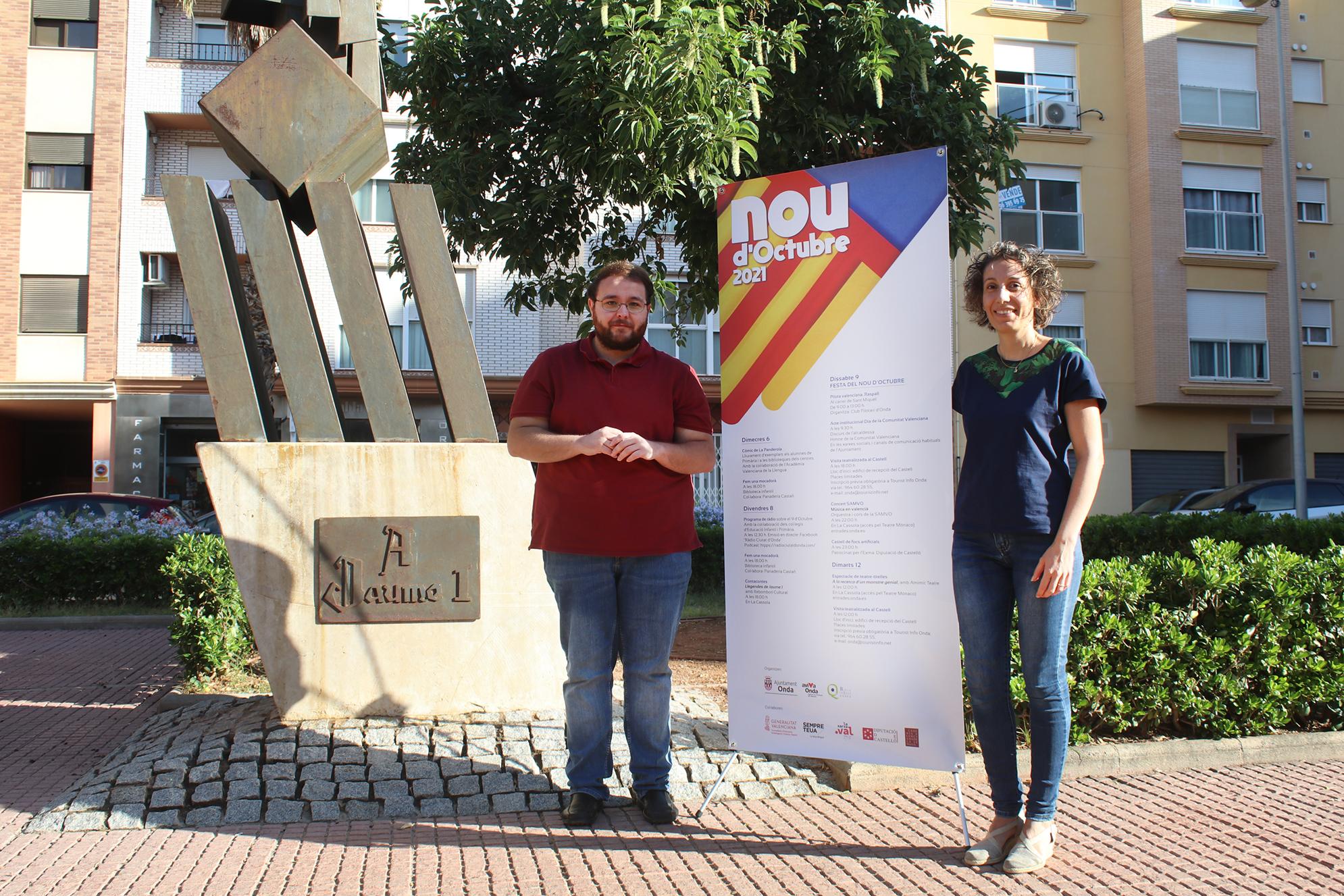 Entrevista al concejal de Juventud de Onda, Vicent Bou