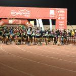 El presidente de la Diputación de Castellón y la diputada de Deportes asisten al inicio de Penyagolosa Trails